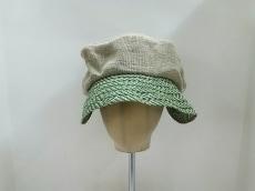 SEPT BLEUS(セットブルー)の帽子