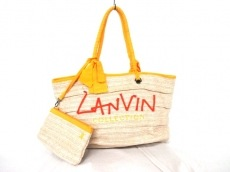 LANVIN COLLECTION(ランバンコレクション)のトートバッグ