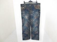 錦(ニシキ)のジーンズ