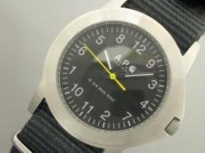 A.P.C.(アーペーセー)の腕時計