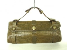 SANHIDEAKIMIHARA(サンヒデアキミハラ)のハンドバッグ