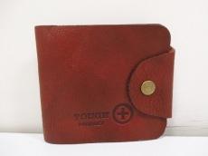 TOUGHjeans(タフジーンズ)の2つ折り財布