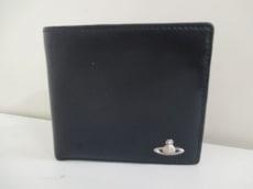 VivienneWestwood ACCESSORIES(ヴィヴィアンウエストウッドアクセサリーズ)の2つ折り財布