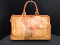 PRIMA CLASSE ALVIERO MARTINI(プリマクラッセ)のボストンバッグ