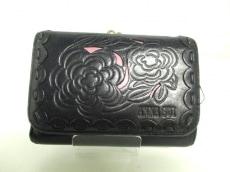 ANNASUI(アナスイ)の3つ折り財布
