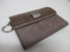 FRANCESCOBIASIA(フランチェスコ・ビアジア)のWホック財布