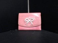 perche(ペルケ)のWホック財布