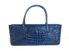 Crocodile Skin(クロコダイルスキン)のハンドバッグ