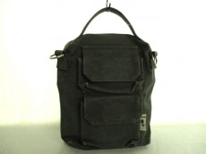 帆布工房/牛や(ハンプコウボウウシヤ)のハンドバッグ