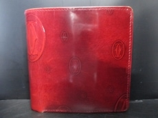 Cartier(カルティエ)の2つ折り財布