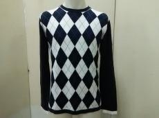 BurberryBlackLabel(バーバリーブラックレーベル)のセーター