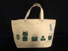 一澤信三郎帆布(イチザワシンザブロウハンプ)のハンドバッグ