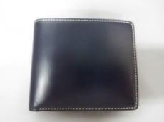 BRITISHGREEN(ブリティッシュグリーン)の2つ折り財布