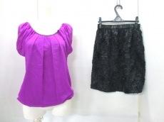 petitpoudre(プチプードル)のスカートセットアップ