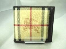 BURBERRYPRORSUM(バーバリープローサム)の2つ折り財布