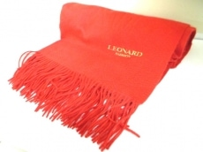 LEONARD(レオナール)のマフラー
