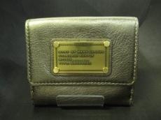 MARC BY MARC JACOBS(マークバイマークジェイコブス)の2つ折り財布