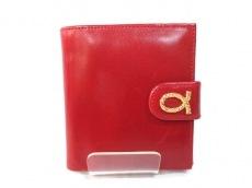 LAUNER(ロウナー)の2つ折り財布