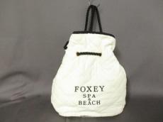 FOXEY RABBITS'(フォクシーラビッツ)のリュックサック