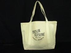 MAISONKITSUNE(メゾンキツネ)のトートバッグ