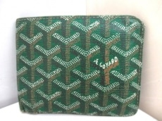GOYARD(ゴヤール)の2つ折り財布