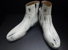 H&M×Martin Margiela(エイチアンドエム×マルタンマルジェラ)のブーツ