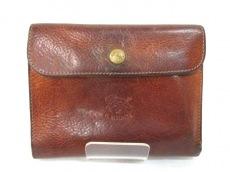 ILBISONTE(イルビゾンテ)の3つ折り財布