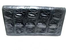 Crocodile Skin(クロコダイルスキン)の長財布