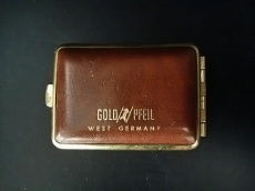 GOLDPFEIL(ゴールドファイル)の小物入れ