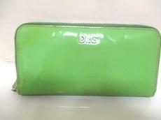 D&G(ディーアンドジー)の長財布