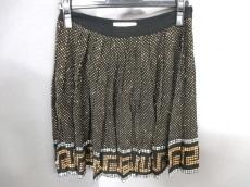 H&M×VERSACE(エイチアンドエム×ヴェルサーチ)のスカート