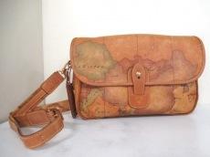PRIMA CLASSE ALVIERO MARTINI(プリマクラッセ)のショルダーバッグ