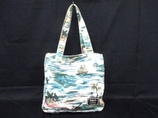 WACKO MARIA THE GUILTY PARTIES OUTRAGEOUS INC(ワコマリア)のトートバッグ
