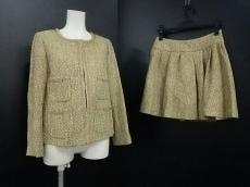 Bon mercerie(ボンメルスリー)のスカートスーツ