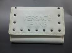Versace Jeans(ヴェルサーチジーンズ)/3つ折り財布