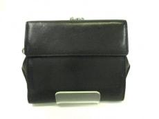 yohjiyamamoto(ヨウジヤマモト)の3つ折り財布