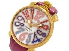 GAGAMILANO(ガガミラノ)の腕時計