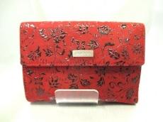 印傳屋(インデンヤ)のWホック財布