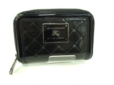 Burberry Blue Label(バーバリーブルーレーベル)/2つ折り財布
