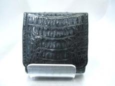 Crocodile Skin(クロコダイルスキン)のコインケース