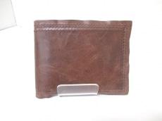 DIESEL BlackGold(ディーゼルブラックゴールド)の2つ折り財布