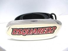 DSQUARED2(ディースクエアード)のベルト