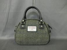 BRITISH GREEN(ブリティッシュグリーン)のハンドバッグ