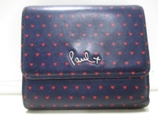 Paul+(ポールスミスプラス)の2つ折り財布