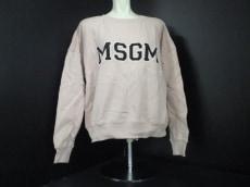 MSGM(エムエスジィエム)のトレーナー