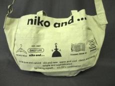 nikoand...(ニコアンド)のショルダーバッグ