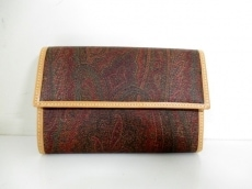 ETRO(エトロ)/3つ折り財布