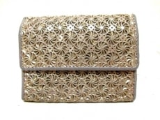 HIROKO HAYASHI(ヒロコハヤシ)の3つ折り財布