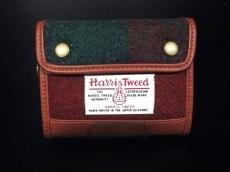 Harris Tweed(ハリスツイード)の2つ折り財布