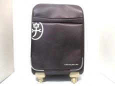 Castelbajac(カステルバジャック)のキャリーバッグ